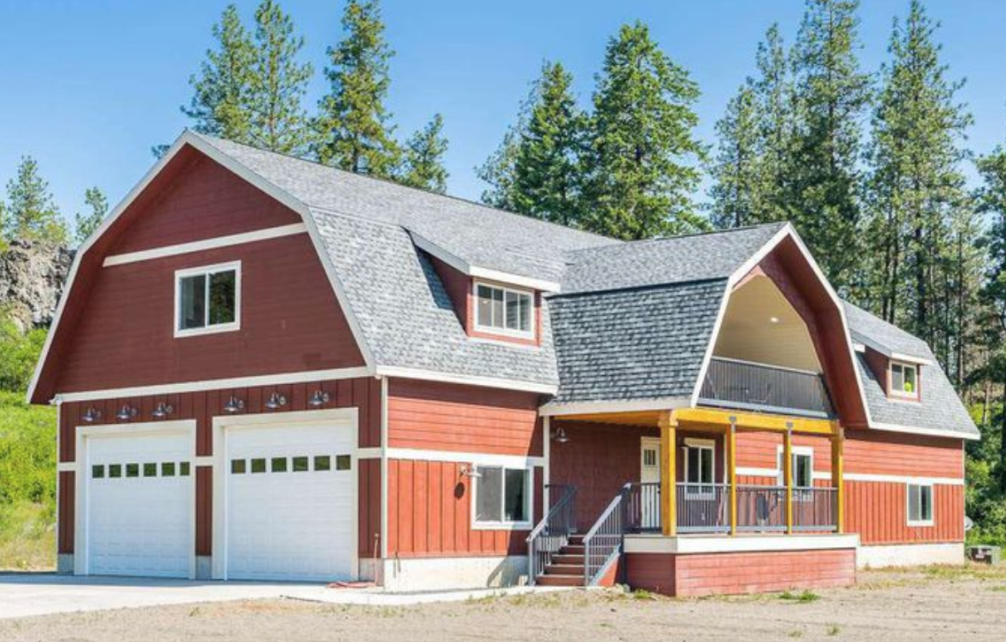 'Barndominiums' are the next big thing in real estate ... Huge Barndominium