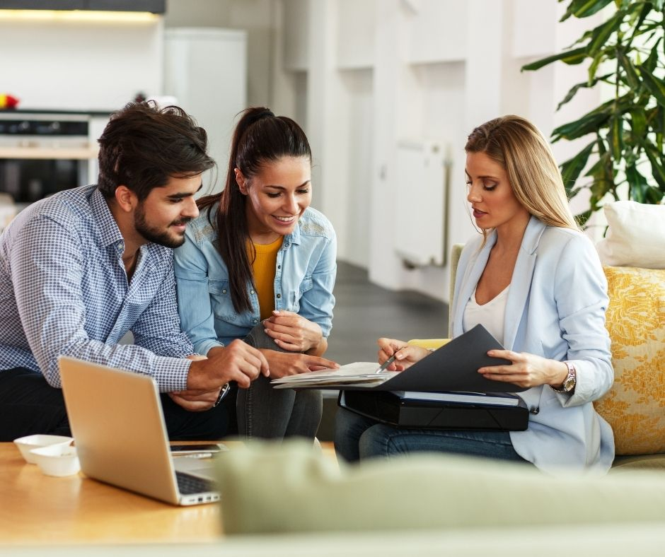 Working with a real estate agent - don't be afraid to ask questions
